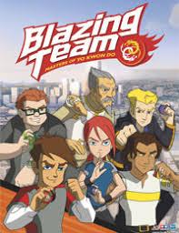 Blazing Team - Season 2