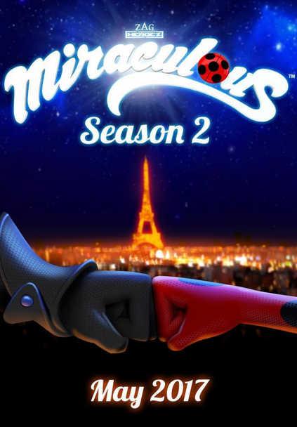 Miraculous Ladybug (Dub) Season 2