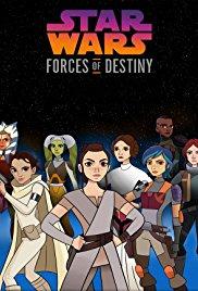 Star Wars: Forces of Destiny Season 2