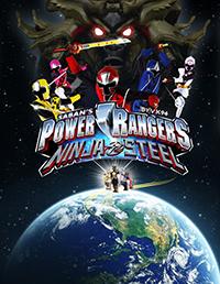 Power Rangers Super Ninja Steel - Season 25