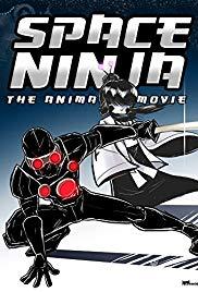 Cyborg Assassin: Legend of the Space Ninja
