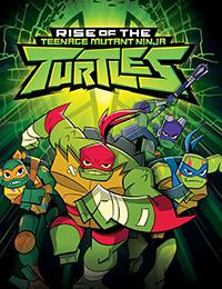 Rise of the Teenage Mutant Ninja Turtles Season 2