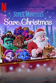 Super Monsters Save Christmas (2019)