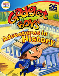 Gadget Boy's Adventures in History