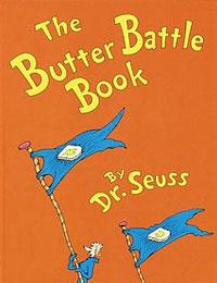 The butter battle book 1989