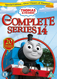 Thomas the Tank Engine & Friends Season 14