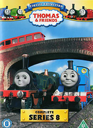 Thomas the Tank Engine & Friends Season 08