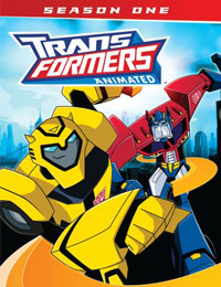 Transformers: Animated Season 01