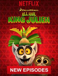 All Hail King Julien Season 4