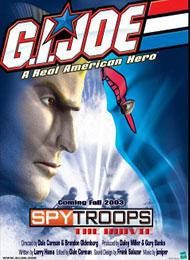 G.I. Joe: Spy Troops the Movie