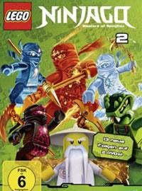 Ninjago: Masters of Spinjitzu Season 2