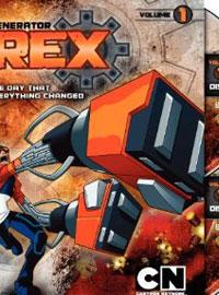 Generator Rex Season 01