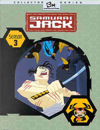 Samurai Jack Season 03