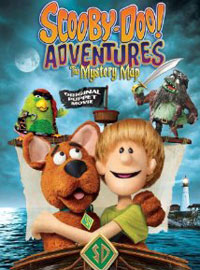 Scooby-Doo! Adventures: The Mystery Map