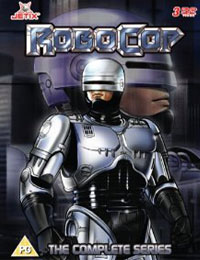 RoboCop: The Animated Series (1988)