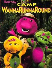 Barney: Camp Wannarunnaround